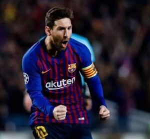 News: Messi sets a new UCL record as Barcelona beat Man Utd 3 – 0 at Camp Nou