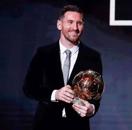 Lionel Messi Has Won A Sixth Ballon d'Or