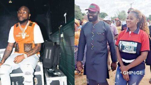 Davido Sued By Mercy Johnson's Husband For Duping Him