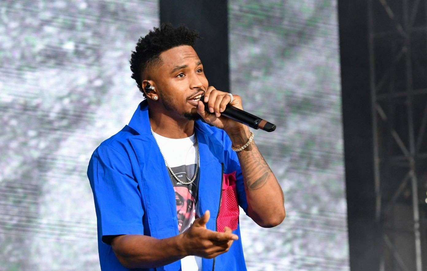 Trey Songz Arrested For Assaulting A Police Officer At NFL Game
