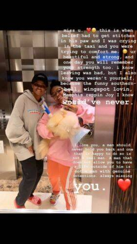 R. Kelly's Ex-Girlfriend Azriel Clary Reaches Out To Singer's GF Joycelyn Savage